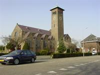 Foto van de kerk in Altweerterheide