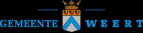 Logo van de gemeente Weert.